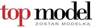 top model logo a